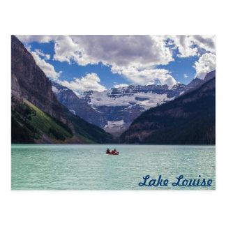 Carte postale de Lake Louise Alberta