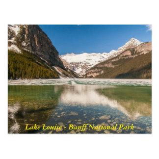 Carte postale de Lake Louise, Canada