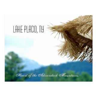 Carte postale de Lake Placid