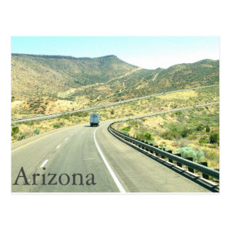 Carte postale de l'Arizona