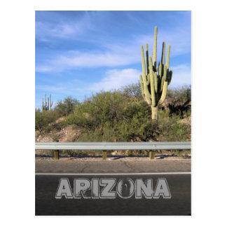 Carte postale de l'Arizona