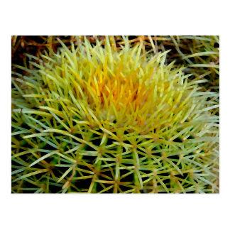Carte postale de l'art #2 de cactus