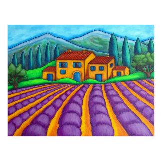 Carte postale de Les Couleurs De Provence