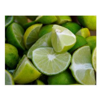 Carte postale de Limon (chaux)