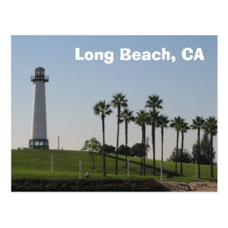 Carte postale de Long Beach !