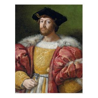 Carte postale de Lorenzo de'Medici