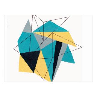Carte postale de l'origami 3