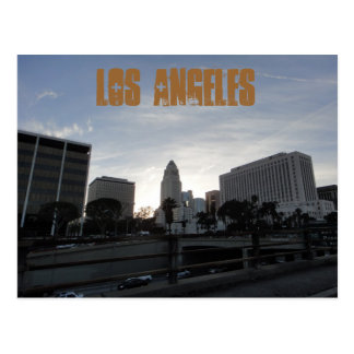 Carte postale de Los Angeles