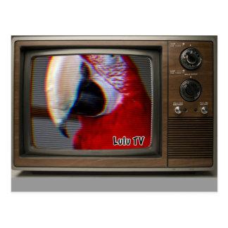 Carte postale de Lulu TV