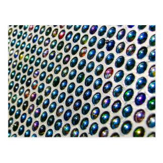 Carte postale de marbres de marbres de marbres