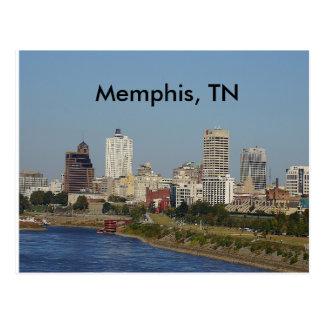 Carte postale de Memphis