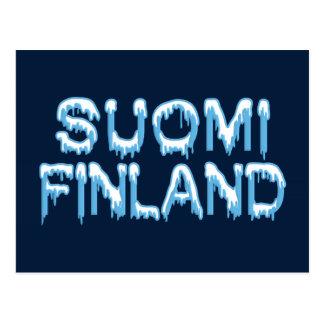 Carte postale de Milou Finlande, personnaliser