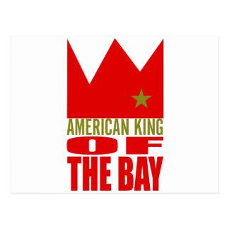 Carte postale de MIMS - roi américain de la baie