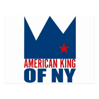 Carte postale de MIMS - roi américain de NY