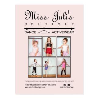 Carte postale de Mlle Juli