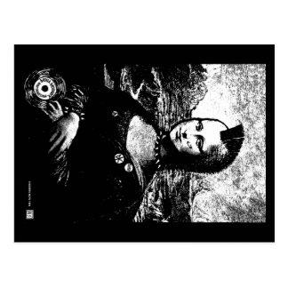 Carte postale de Mohawk de Mona