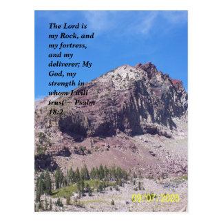 Carte postale de Mt Shasta