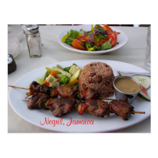 Carte postale de Negril Jamaïque