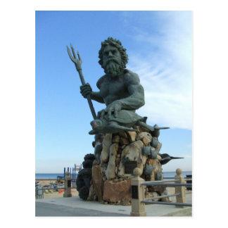 Carte postale de Neptune