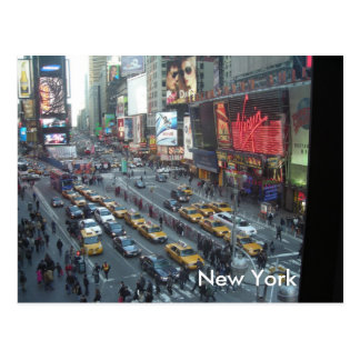 Carte postale de New York