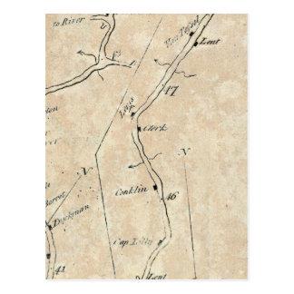 Carte Postale De New York à Poughkeepsie 10
