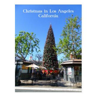 Carte postale de Noël de Los Angeles !