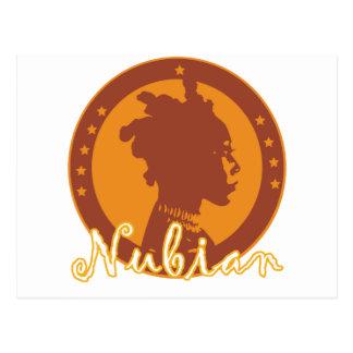Carte postale de Nubian