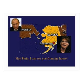 Carte postale de Palin