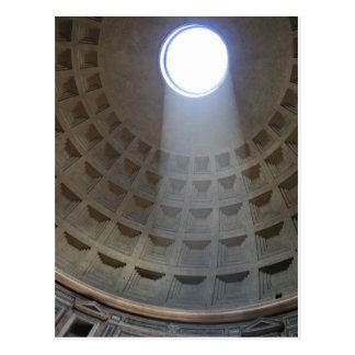 Carte postale de Panthéon de Rome