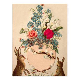 Carte postale de Pâques