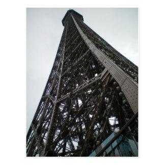 Carte postale de Paris - Tour Eiffel
