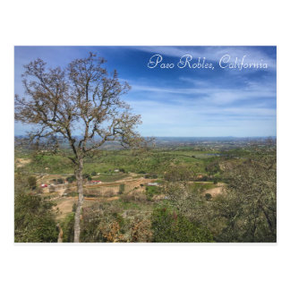 Carte postale de Paso Robles