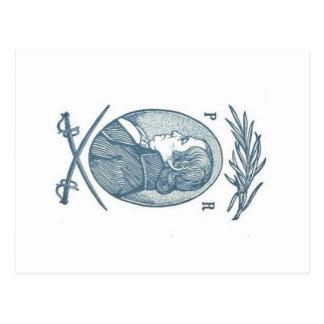 Carte postale de Paul Revere