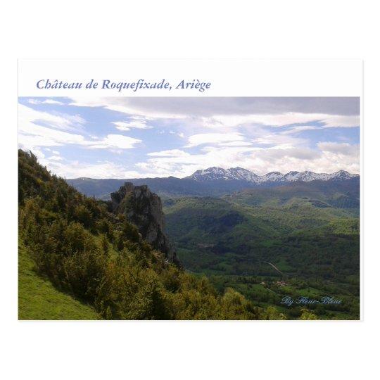 Carte postale de paysage nature