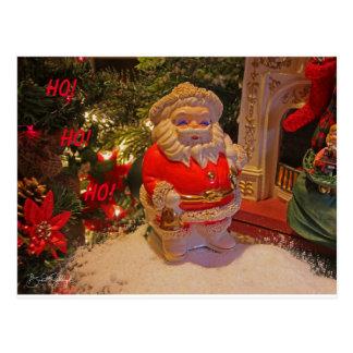 Carte postale de Père Noël