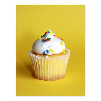 Carte postale de petit gâteau