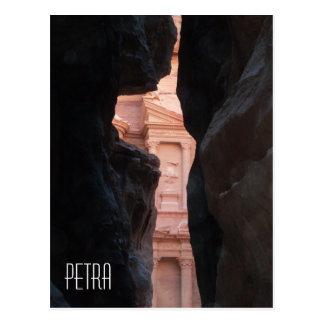 Carte postale de PETRA Jordanie