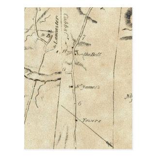 Carte Postale De Philadelphie vers Annapolis le Maryland 51