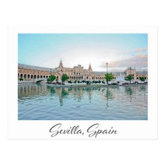 Carte postale de Plaza de España Séville Séville