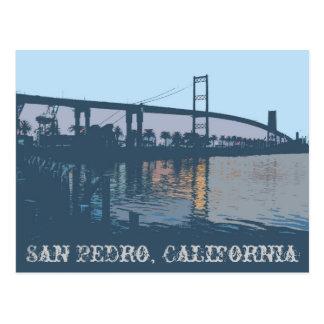 Carte postale de pont de Vincent Thomas