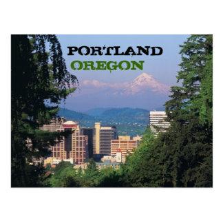 Carte postale de Portland, Orégon