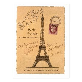 Carte postale de Postale de carte