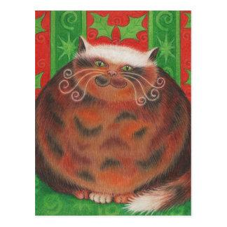 Carte postale de Pud de Noël