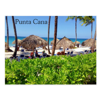 Carte postale de Punta Cana