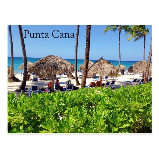 Carte postale de Punta Cana | Zazzle.fr