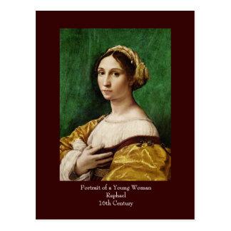 Carte postale de Raphael
