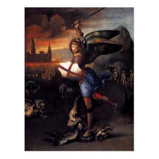 Carte postale de Raphael de St Michael et de