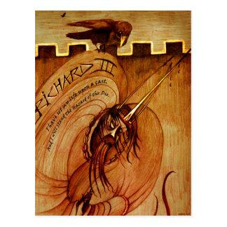 "Carte postale de ""Richard 3ème"""