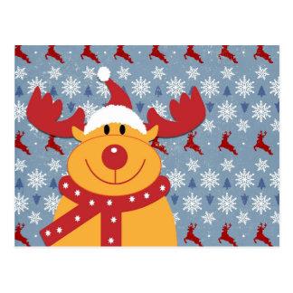 Carte postale de Rudolph