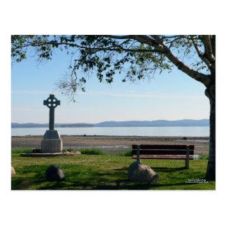 Carte postale de Saint Andrews, Nouveau Brunswick